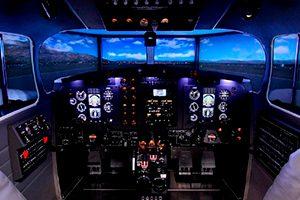 Entrenamiento en Navegación Aérea